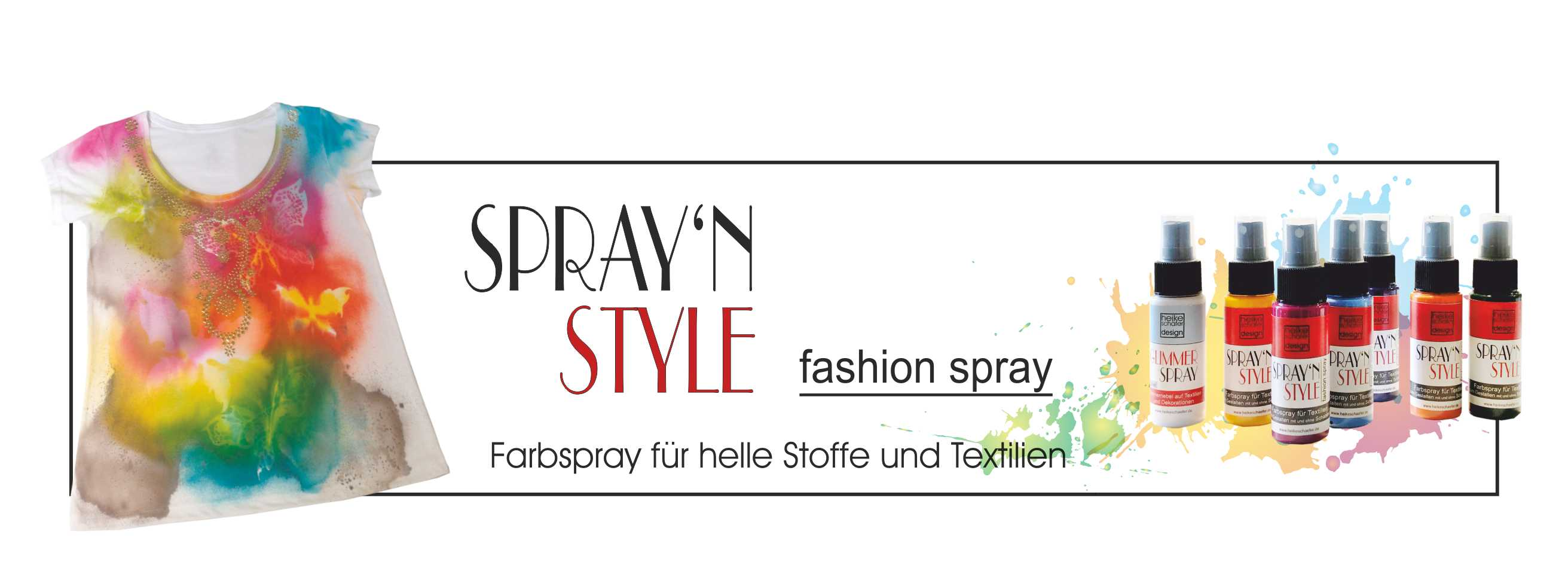 Textilspray - Fashion Spray