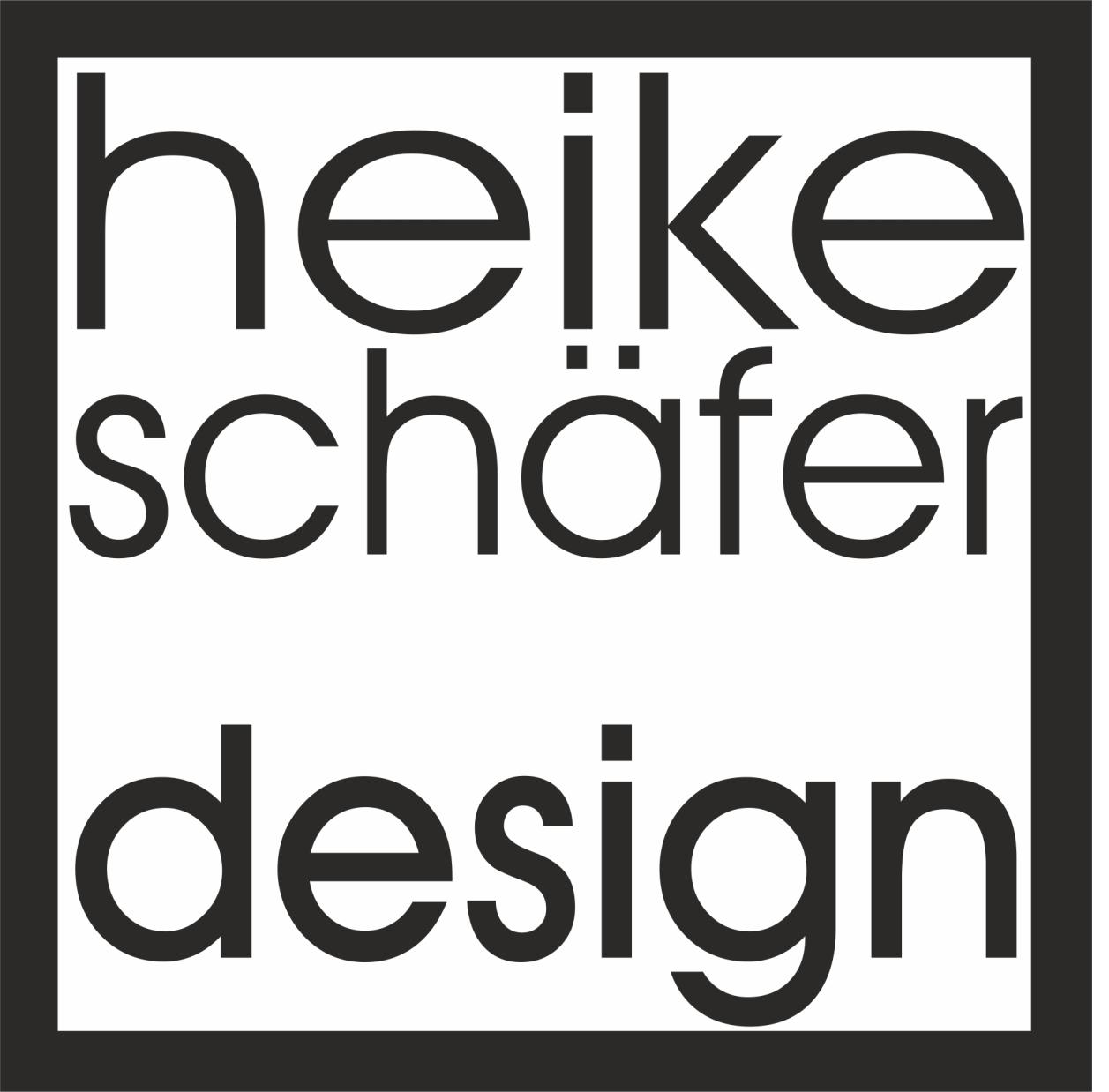 Heike Schaefer Design-Logo