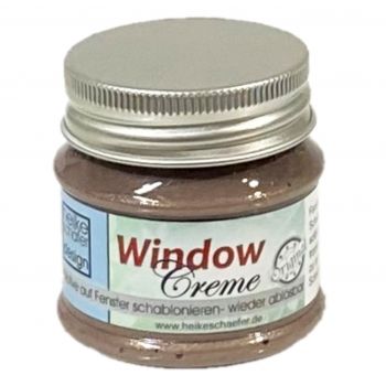 Window Creme in Pearl Braun - 50g