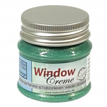 Window Creme in Pearl Grün - 50g