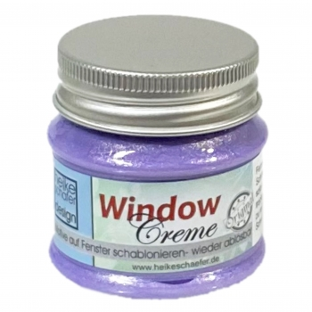 Window Creme in Pearl Lila - 50g