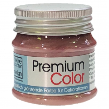 Premium Color in Rosegold - 50ml